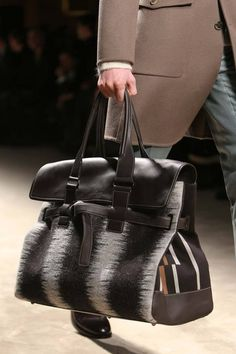 Salvatore Ferragamo Fall 2014 Menswear