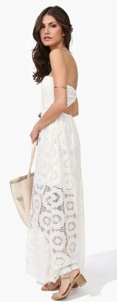 Lovely Day Maxi Dress