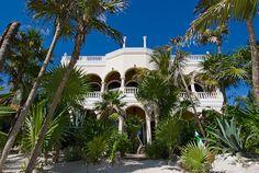 Hacienda Kass is one of the premier vacation rental villas on Soliman Bay along the Rivera Maya