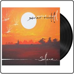 1.Xavier Rudd (an Australian surfer, a compositor, multi-instrumentalist and singer) - Solace - March 2004 A landscape with human construction, a big central sunset, The Orange color of the sunset, a writing signature two times, some insects flying, and the name of the album Solace like flying too ! It was in 2004, the beginning of Xavier Rudd. Solace from our inner spirit !!! We can imagine a spiritual, humanity and environmentalist themes in his songs...