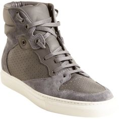 Balenciaga Multi-Material High Top