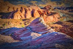 2. Valley of Fire State Park - Overton, Nevada