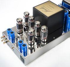 Jadis JA120 : une version légèrement miniaturisée d'un monstre de l'amplification à tubes