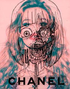zombie perfume?