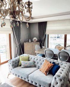 Sofa Design, Living Room Designs, Living Room Decor, Architect House, Modern Interior Design, Home Furnishings, Home Furniture, House Design, Decoration