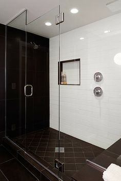 Mid Century Renovation - midcentury - bathroom - seattle - Axiom Design Build