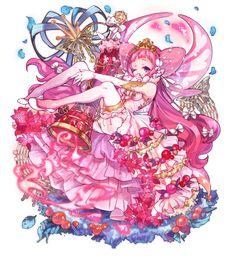 「秋統べる紅翅」フルルメリィ Game Character Design, Character Design Inspiration, Character Concept, Character Art, Anime Art Girl, Manga Art, Kawaii Anime, Anime Manga, Art Folder