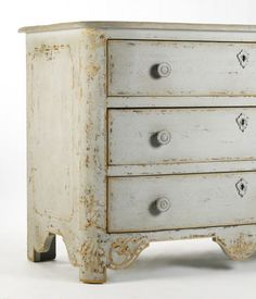 gustavian furniture | Gustavian Gray Washed Furniture 'Vintage' Swedish Gustavian French ...