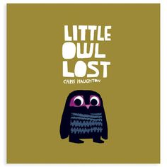 Little Owl Lost now featured on Fab.