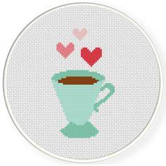Valentine – Page 9 – Daily Cross Stitch Cross Stitch Patterns Free Easy, Counted Cross Stitch Patterns, Cross Stitch Designs, Cross Stitch Embroidery, Small Cross Stitch, Fabric Scraps, Plastic Canvas, Cross Stitching, Needlework