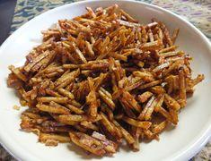 sambal goreng kentang kering