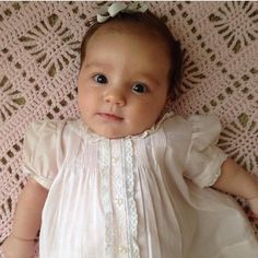 This day just got a whole lot sweeter! Ellie Beth in her vintage Feltman Brothers outfit for her 2 month snapshot!  http://feltmanbrothers.com/