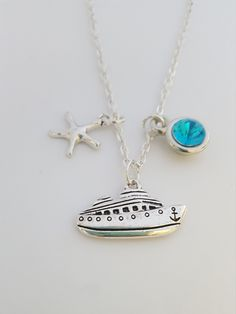 necklace,pendant ,jewellery ,ship necklace,stars pendant ,birthstone necklace,ship jewellery,pendant ship ,boat necklace,ocean necklace Birthstone Necklace, Birthstones, Pendant Necklace, Trending Outfits, Unique Jewelry, Handmade Gifts, Etsy, Fashion, Kid Craft Gifts