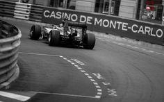 Formula 1 - Mercedes - GP Monaco Montecarlo 2014 - daniphotodesign.com