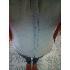 Camisa Jeans + Cardigã