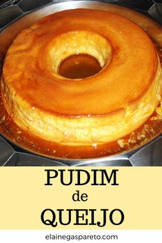 Flan Dessert, Good Food, Yummy Food, Sorbets, Portuguese Recipes, Other Recipes, Cake Recipes, Delish, Sweet Tooth