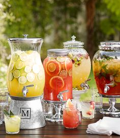 Summer Drink Recipes | Pottery Barn