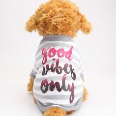 Designer New Small Dog Clothes Puppy Pet Clothing Coats Small Dog T-shirt Vest jacket Costume petschaleco salvavidas perro // FREE Shipping //     Get it here ---> https://thepetscastle.com/designer-new-small-dog-clothes-puppy-pet-clothing-coats-small-dog-t-shirt-vest-jacket-costume-petschaleco-salvavidas-perro/    #dog #dog #puppy #pet #pets #dogsitting #ilovemydog #lovedogs #lovepuppies #hound #adorable #doglover