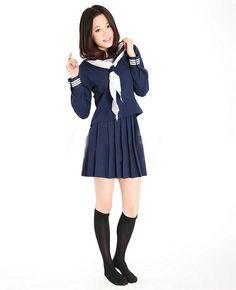 Japanese schoolgirl uniforms this