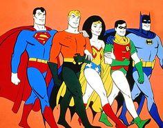superfriends cartoon | The Superfriends Image: The Superfriends Pics