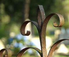 Wrought Iron of the South brings another dimension to a ' fence '