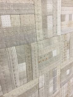 An Exhibition of Wall Quilts,ArtsPost Galleries, Hamilton, 2016 While we stich, life is not elsewhere. In a world that is increasingly connected with non-stop news, quilt making does not happen in…