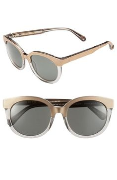 Metal sunglasses - major Nordstrom sale