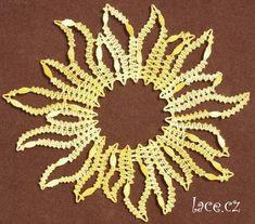Slunce Lace Art, Bobbin Lace Patterns, Lace Design, Brooch, Modern, Bobbin Lacemaking, Butterflies, Art, Book Markers