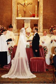 11-04-06 Wedding of Lord Nicholas Charles Windsor & Doimi de Lupis-Frankopan, at the Vatican. Lord Nicholas is the youngest son of Duke Edward & Katherine of Kent.