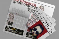 Newspaper design | Diseño editorial