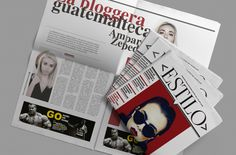 Newspaper design   Diseño editorial
