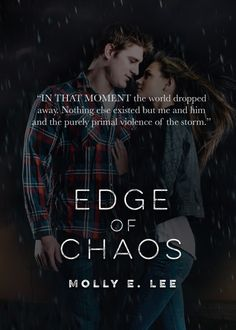 #ReviewPost Edge of Chaos by Molly E. Lee #mustread