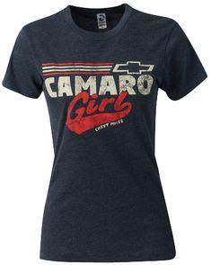 Camaro Ladies Power Tee