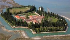 Isola San Francesco del Deserto (VE)