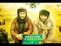It's good news for all Arshad Warsi fans. After much delay, the actor's latest movie Welcome 2 Karachi is all set to be released on May 2015 at p. Latest Bollywood Movies, Bollywood News, Welcome To Karachi, New Indian Movies, 2015 Movies, Movies Free, Movies To Watch Online, Watch Movies, Movie Wallpapers