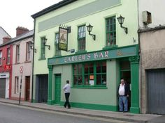 a pub in Sligo, Ireland, where my family is from :)