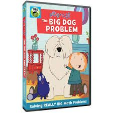 Do you have kids who love watching PBS Kids?  How about the show Peg + Cat? The Peg + Cat: The Big Dog Problem has already been released, so make sure to pick up your copy today!