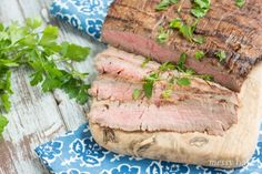 Need a family-style weekly meal plan that is flexible and full of variety. We've got meaty mains like this Tequila Chipotle Flank Steak, a Meatless Monday, easy sides and even dessert. Check out this week's recipes and follow  #WeekdaySupper for more from www.sundaysuppermovement.com.