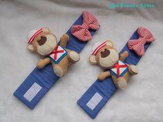 prendedor de cortina urso marinheiro