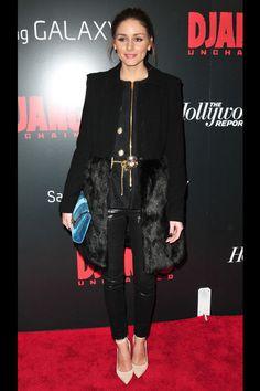 Trucos de estilismo para vestir en Navidad: Olivia Palermo | Galería de fotos 4 de 25 | Vogue