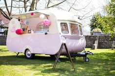 retro camper ice cream - Google Search