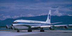 Pan American B-707 - CamRanh Bay AB -1968