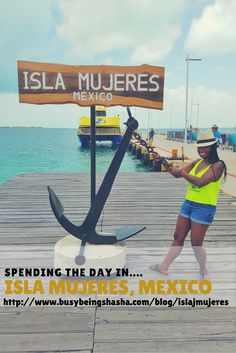 Visiting Isla Mujeres? Check out my review filled with tips for a fun filled day!