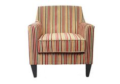 Furniture Village Baxter Fabric Armchair Compact contemporary accent chair Velvet upholstery Choice of funky striped patterns ]]> http://www.MightGet.com/january-2017-11/furniture-village-baxter-fabric-armchair.asp
