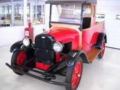1925 Chevrolet Pickup C-CAB