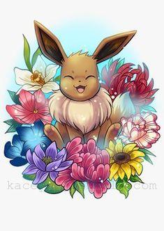 Kacey Meg — Altogether now! Ignore the little style… Kacey Meg — Altogether now! Ignore the little style… Pokemon Firered, Pokemon Tattoo, Pokemon Eeveelutions, Eevee Evolutions, Bulbasaur, Eevee Wallpaper, Cute Pokemon Wallpaper, Cute Cartoon Wallpapers, Cute Animal Drawings