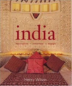 India decoration inteiors design book