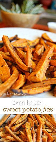 Quick and healthy sweet potato fries ##ZiplocBackToSchool AD