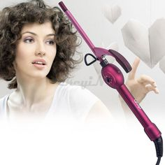 Roller Iron Single-tube Ceramic Curling Irons