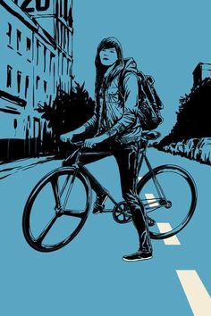 Pedala! :: As bikes de Adams Carvalho   Natural Connexion
